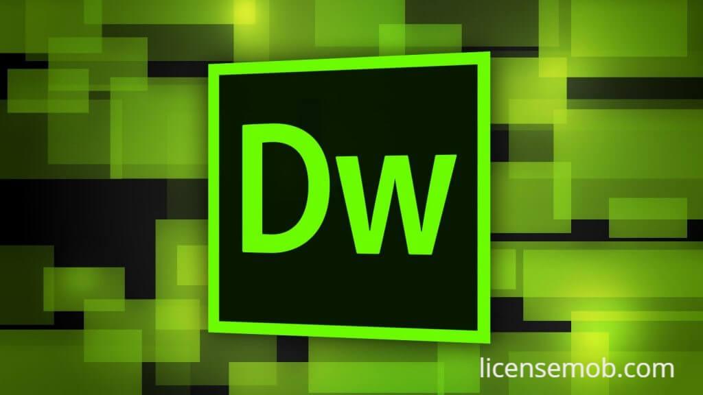 dreamweaver crack free license key