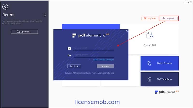 pdfelement 6 pro crack free license key