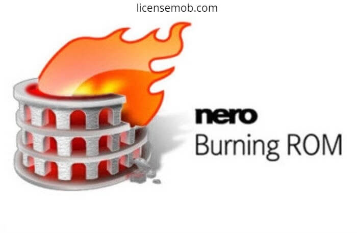 Nero Burning Rom Serial Key With Crack Free Download