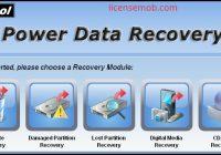 MiniTool Power Data Recovery 9.0 Full Crack + Keygen
