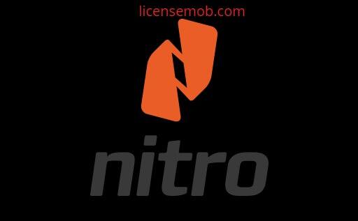 Nitro Pro Enterprise Full Serial Key + Crack Latest