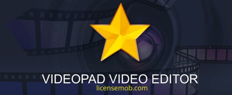 VideoPad Video Editor Pro Full Version Crack With Keygen