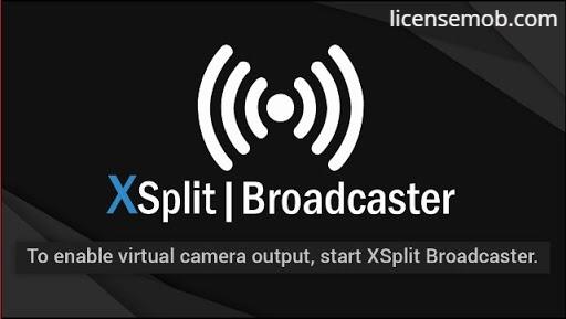 XSplit Broadcaster Premium Full Crack With Serial Key