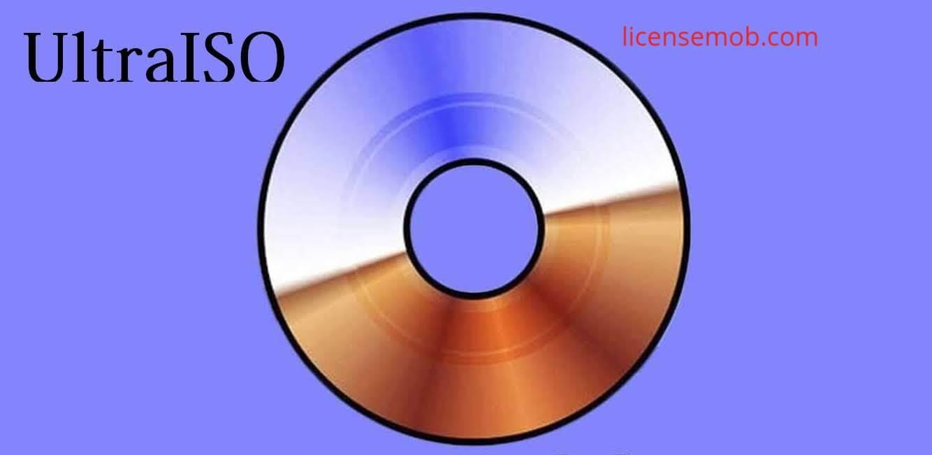 UltraISO Premium Crack With Registration Key Version