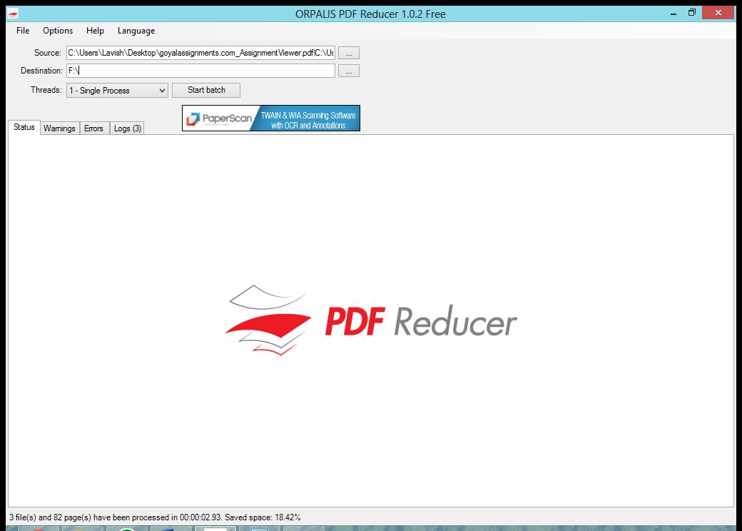 ORPALIS PDF Reducer Pro License NUmber