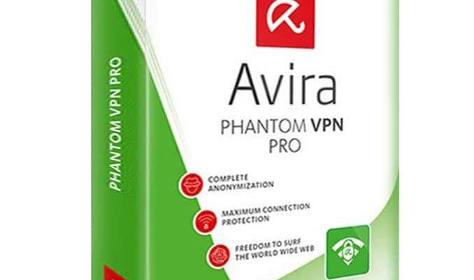 Avira-Phantom-VPN-Pro version